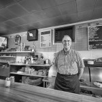 Faces: Working at Falb's restaurant
