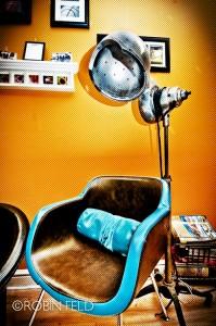 Retro Beauty Chair