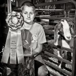 First Prize: Goat, at the Fair