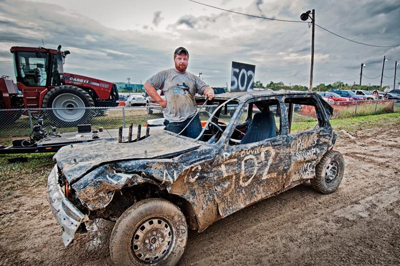 Demolition Derby Driver