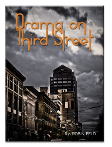 Drama on Third Street book Cover