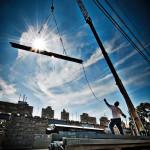 Construction photo: Marketing, editorial