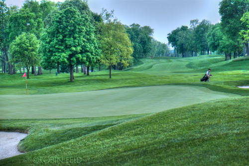 NCR Country Club, golf course in Dayton Ohio