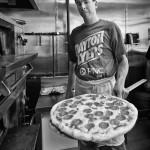 Pizza's ready!