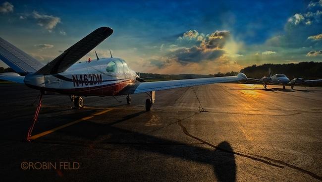 Planes-Greene-County-Airport-Ohio