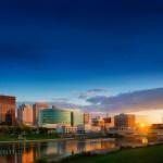 Skyline-Dayton-Ohio-stock-photo