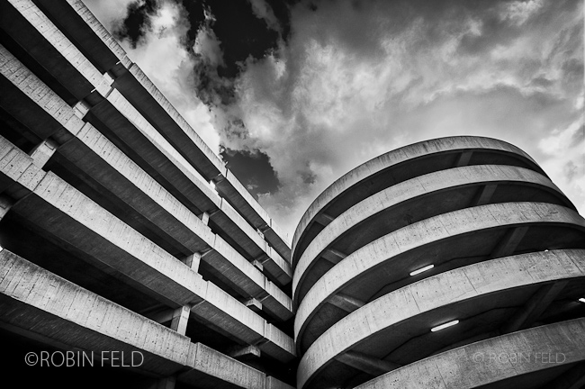 Urban-abstract-concrete-structure