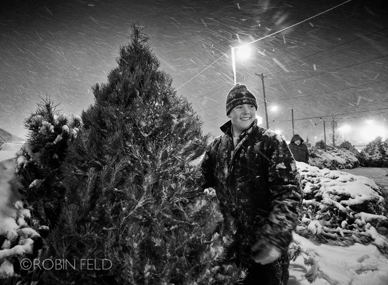 Selling-Christmas-tree-bw