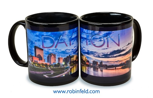 Dayton Ohio gift mugs for sale