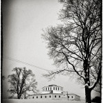 Art photo Agricultural Building, Montgomery Co. Fairgrounds