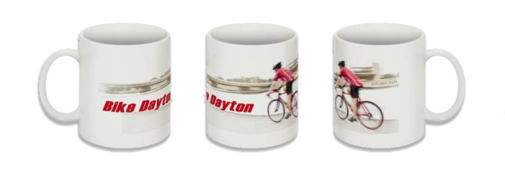 Bike Dayton Mug - soon to be available