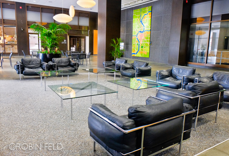 Kettering Tower Lobby, Dayton Ohio