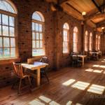 Carillon Brewery Company interior