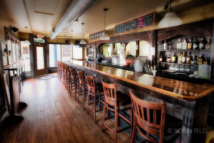 Fifth Street Pub interior