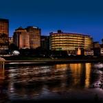 Dayton Ohio Skyline and Cityscapes