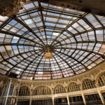 Dayton Arcade Rotunda- Golden light