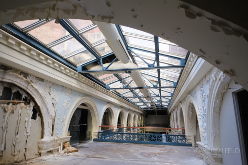 Dayton Arcade 8- Arches and glass roof