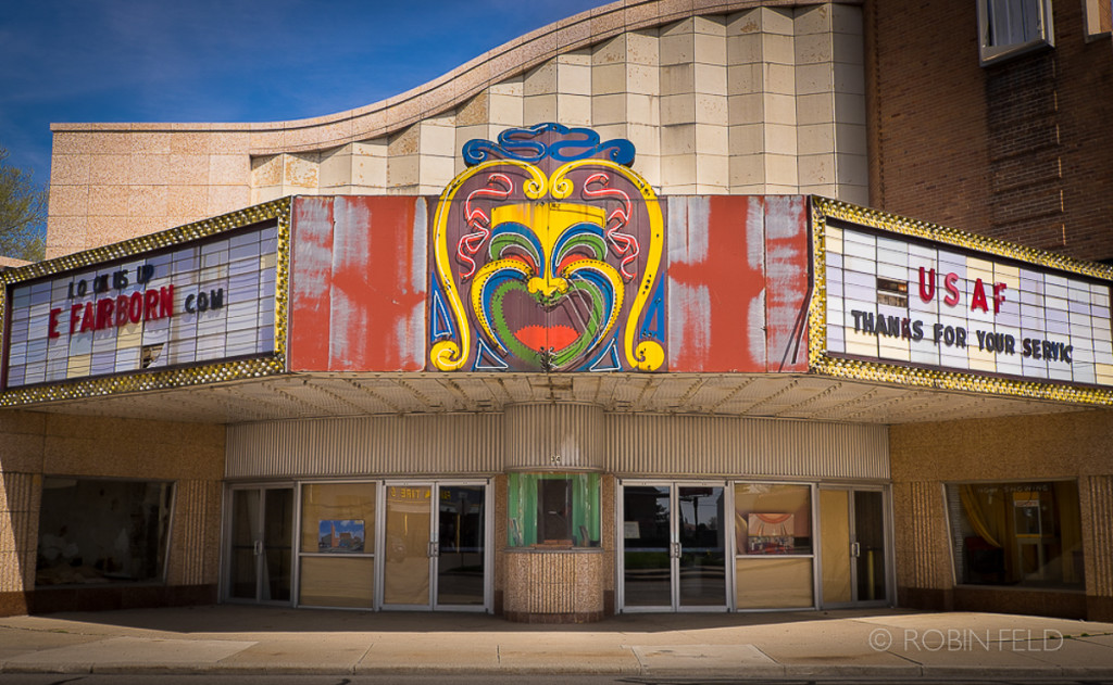 Fairborn Movie theater