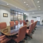 Architectural photo: Conference Room Interior