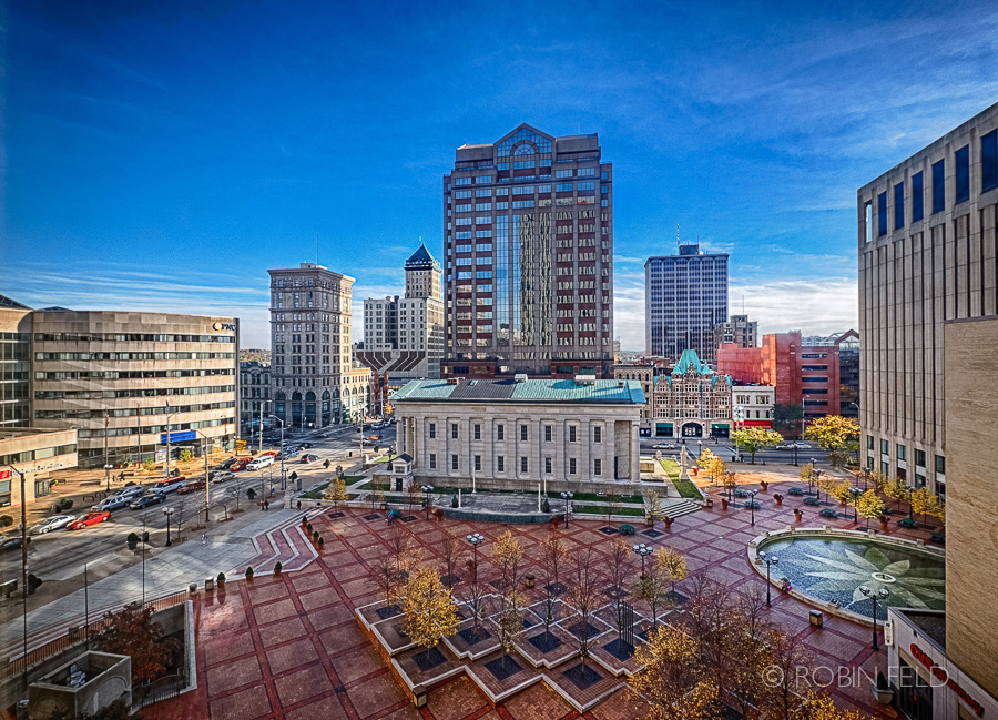 Courthouse Plaza, Dayton Ohio