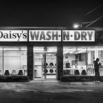 Night series: Daisy's Wash-n-Dry
