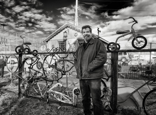 Gary: environmental portrait