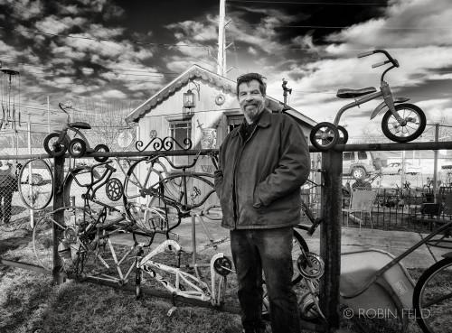 Gary: environmental portrait