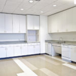 Commercial office kitchen