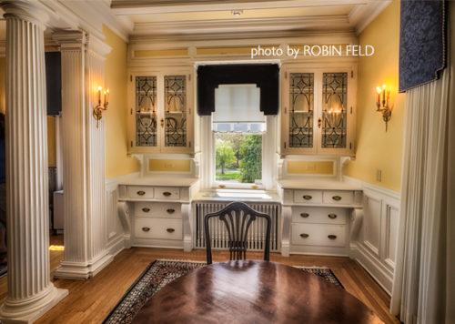Hawthorne Hill interior